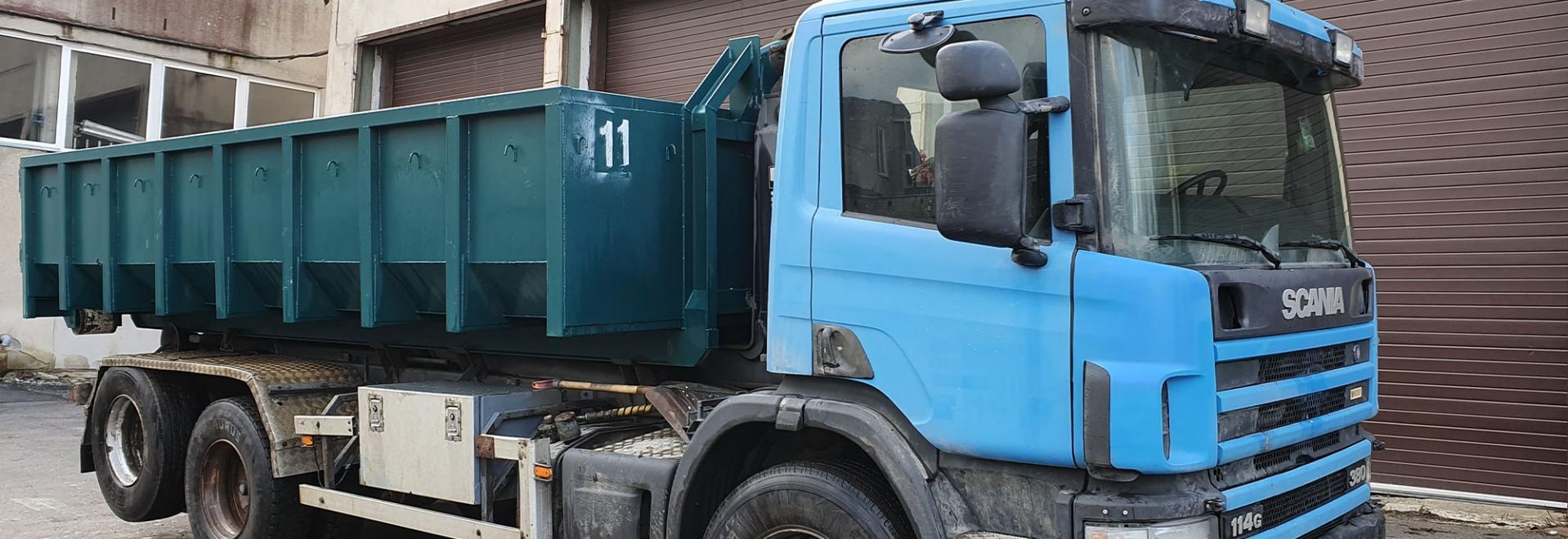 Transporditeenused ja jäätmekäitlus Kose vallas ja lähiümbruses